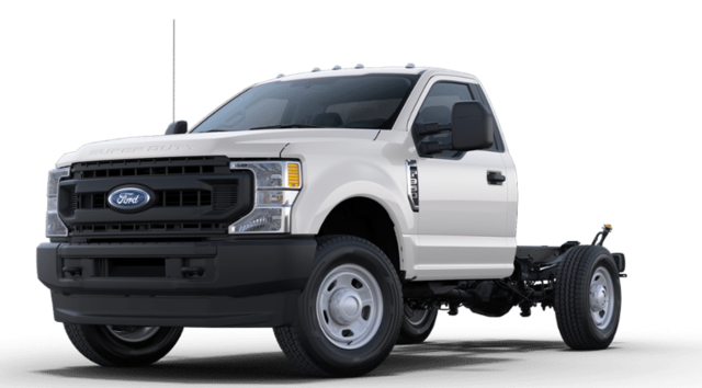 New 2020 Ford Chassis Cab F-350 XL Commercial-truck For Sale in Fredericksburg VA